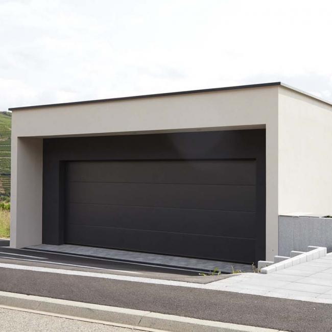 Porte de garage moderne MOOS