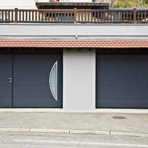 Porte de garage MOOS