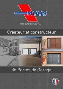 Créateur et constructeurde Portes de Garage